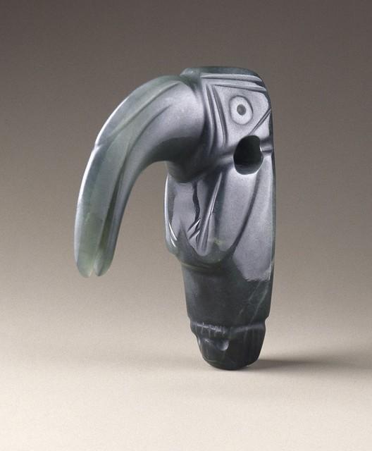 Unknown Costa Rican, 'Bird Pendant', 1st–5th century, The Metropolitan Museum of Art
