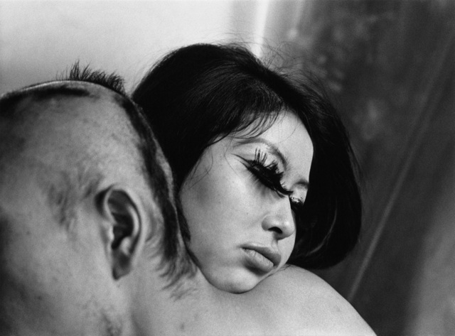 , 'Blood and Rose, Tokyo,' 1969, |    PRISKA PASQUER