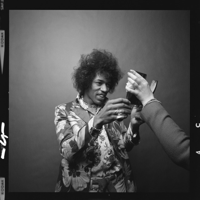 , 'Jimi Hendrix: Can You see Me ?,' 1967, Snap Galleries