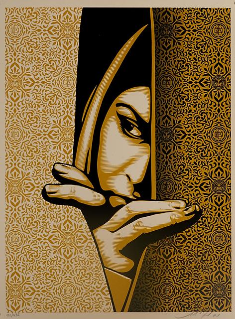 Shepard Fairey, 'Israel/Palestine', 2009, Rago/Wright