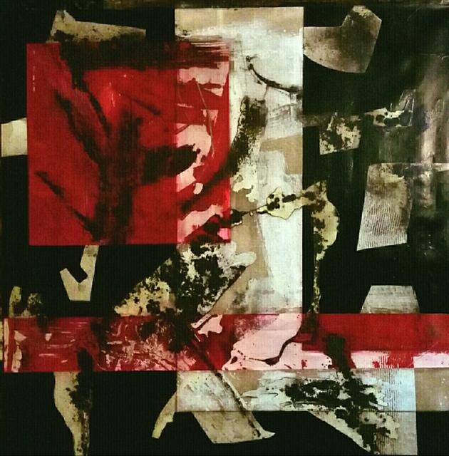 Marino Marini, 'Red Labyrinth IV', 2015, Kreislerart