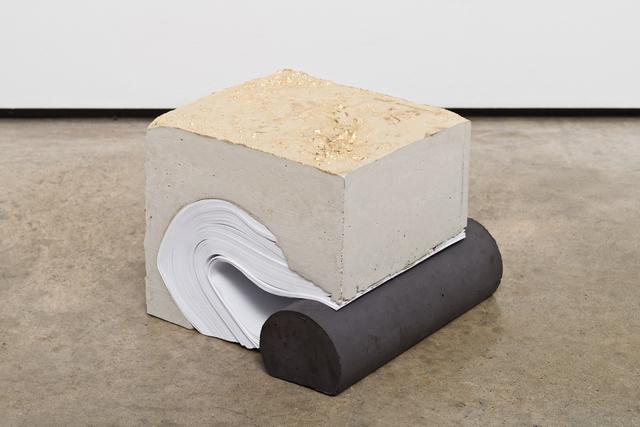 , 'White Lies 1,' 2017, Lora Reynolds Gallery