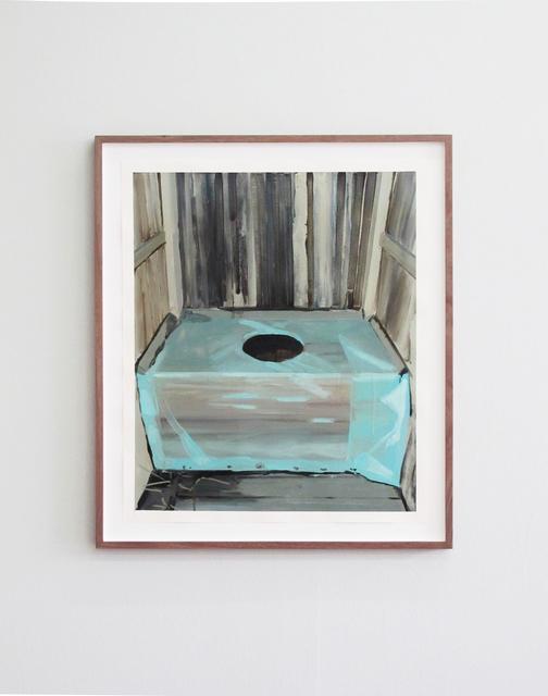 , 'Black Hole,' 2014, V1 Gallery