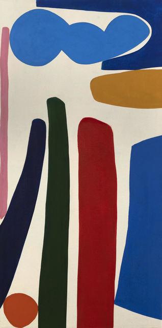 David Matthew King, 'Bushy Bushy', 2018, Elizabeth Gordon Gallery