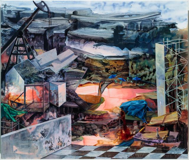 , 'Metropolis,' 2017, Kate Oh Gallery