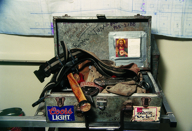 , 'Tinknocker's Toolbox,' , Tabla Rasa Gallery