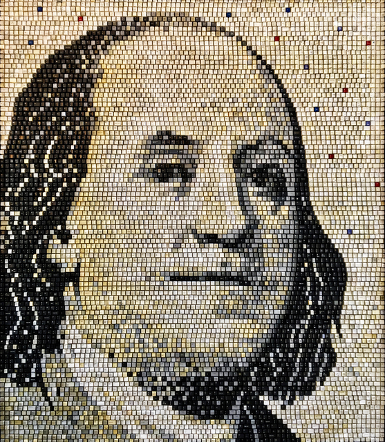 Doug Powell, 'Benjamin Franklin ', 2019, Guarisco Gallery