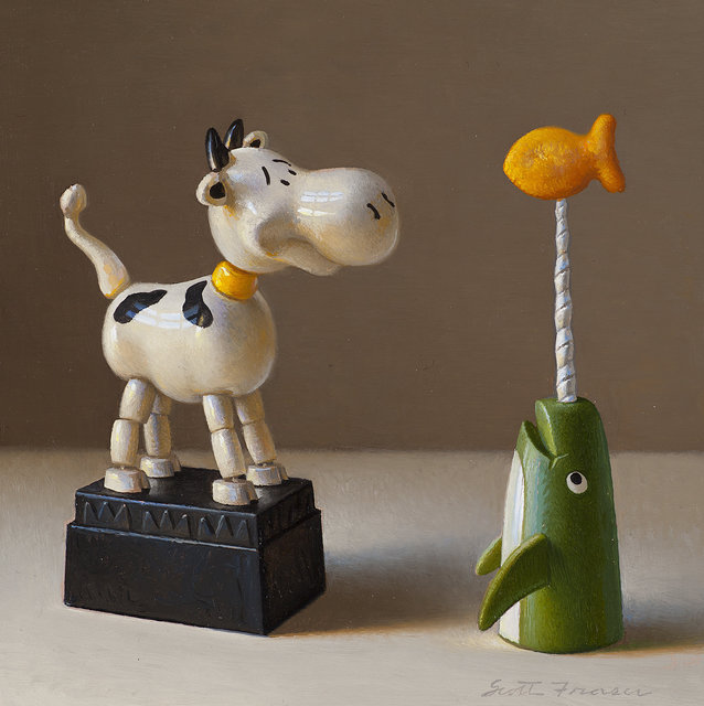 Scott Fraser, 'Cow and the Narwhal', 2013, Gallery 1261