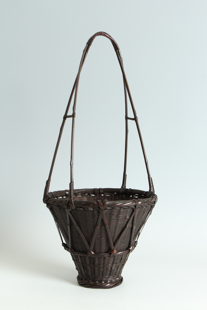 , 'Flower Basket of the Teiryo Type (T-3998),' Taisho era (1912-26) 1920s, Erik Thomsen