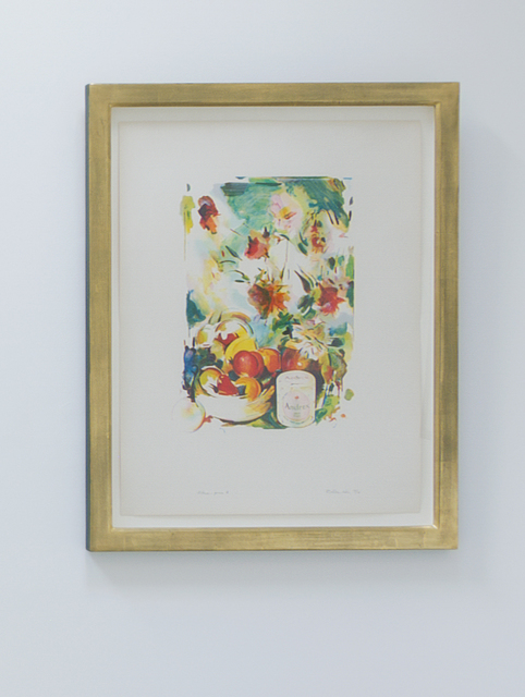 , 'Flower Piece B,' 1975, narrative projects