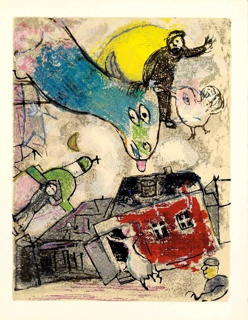 , 'Tu m'as Rempli les Mains (Poèmes, #10),' 1968, Martin Lawrence Galleries