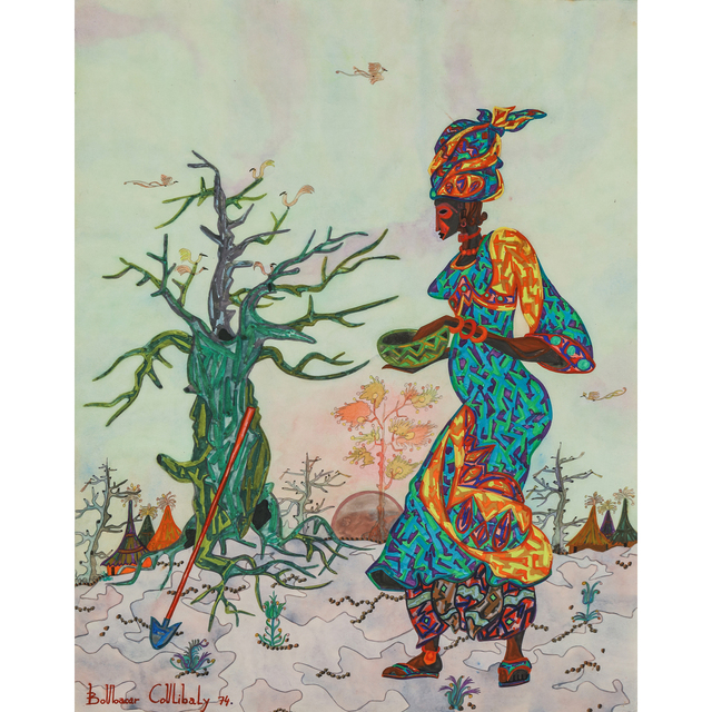 Boubacar Coulibaly, 'Untitled', 1974, PIASA