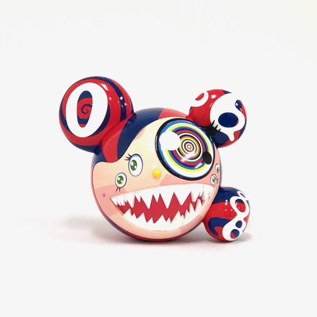 Takashi Murakami, 'Mr. Dob (Original) *', 2016, Sculpture, Vinyl, ABS Resin, Perrotin