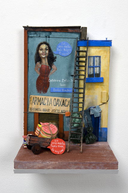 , 'Avenue Fidel Velazquez 1513 Pte., Oaxaca, April 23,' 2004, Ronald Feldman Fine Arts