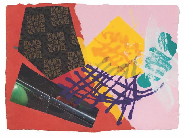 Jessica Stockholder, 'The Side', 2005, Dieu Donné Benefit Auction