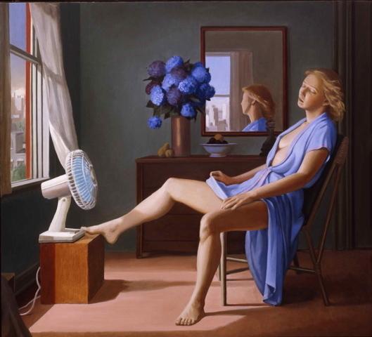 , 'The Fan,' , Zenith Gallery