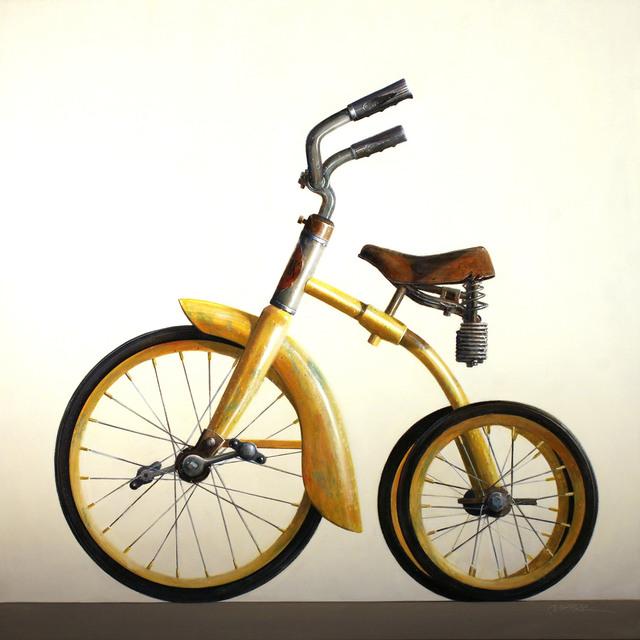 , 'Yellow Trike,' , CODA Gallery