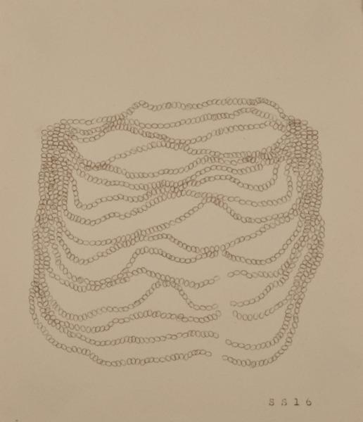 , 'Beard III,' 2018, Wally Workman Gallery