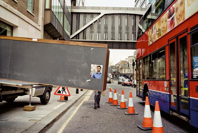 Matt Stuart, 'Charterhouse Street. London, England. GB.', 2004, Magnum Photos