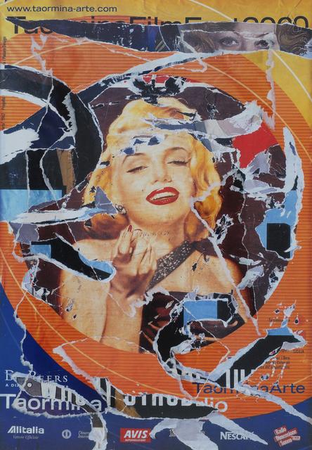 Mimmo Rotella, 'Omaggio a Marilyn II', 2004, Roseberys