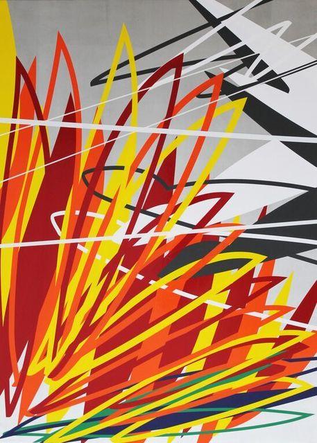 , 'Untitled VIII,' 2015, Mindy Solomon Gallery