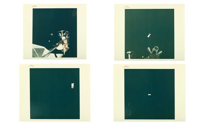 'Nasa', 1971, Four vintage chromogenic prints on fibre-based Kodak paper, Chiswick Auctions