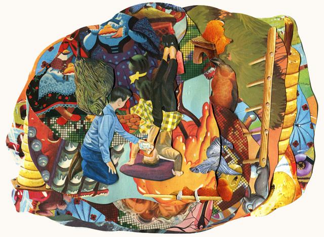 , 'Bongo IV,' 2012, Spotte Art