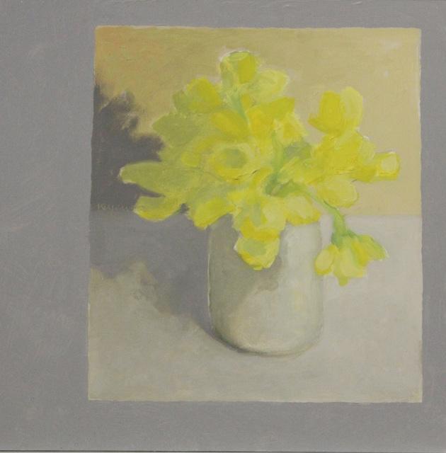 , 'Flower #4 (Yellow Flower),' 2010, Fountain Street