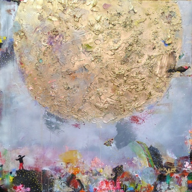 , 'The Moon and the Sun,' 2013, Susan Eley Fine Art