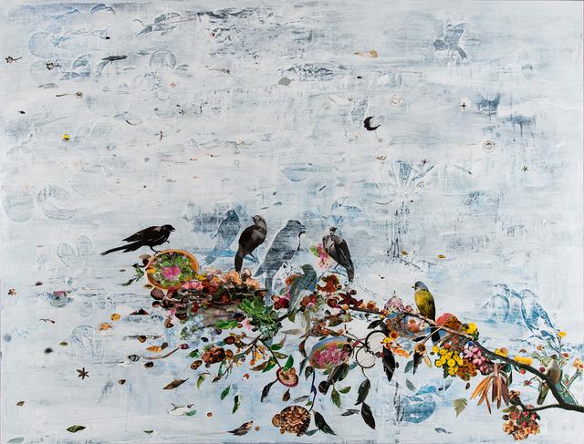 , 'Gathering,' 2017, Lin & Lin Gallery