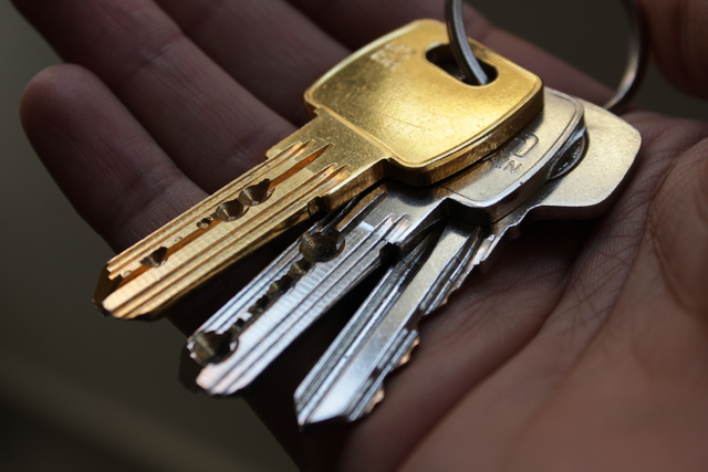, 'Home Key,' 2016, AKINCI