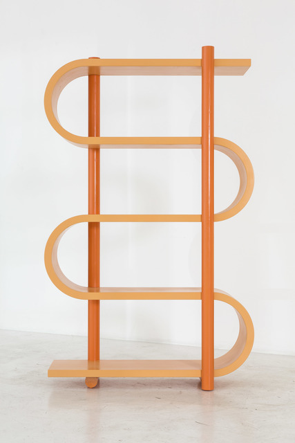 , 'Squiggle Shelf,' 2015, Nina Johnson