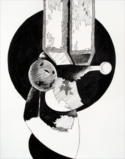 , 'London Boxes Drawings,' 2014, Blanca Soto Arte