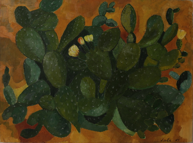 , 'Cactus,' 1968, Gallery One