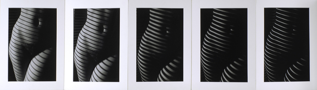 , 'Chicago Suite (Ensemble of 5 Photographs),' 1981, Odon Wagner Gallery