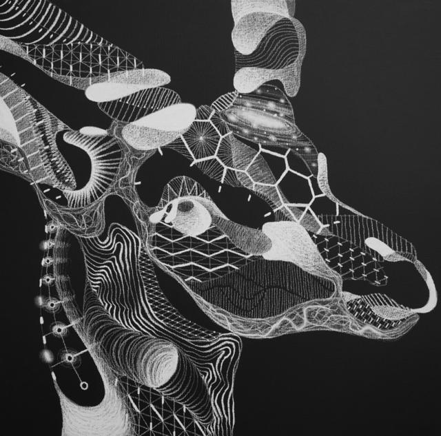 , 'Sans titre (Gazelle),' 2015, galerie du jour agnès b.