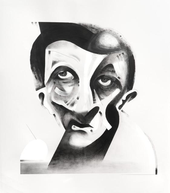 , 'Untitled Portrait III,' 2013, Moskowitz Bayse