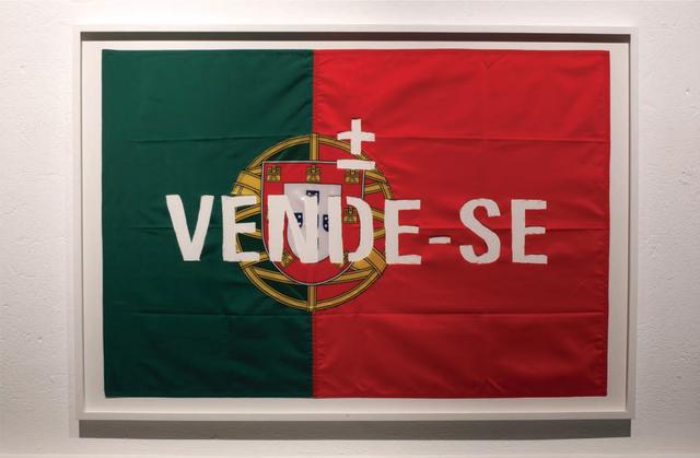 , 'Vende-se (For Sale),' 2013, Underdogs Gallery