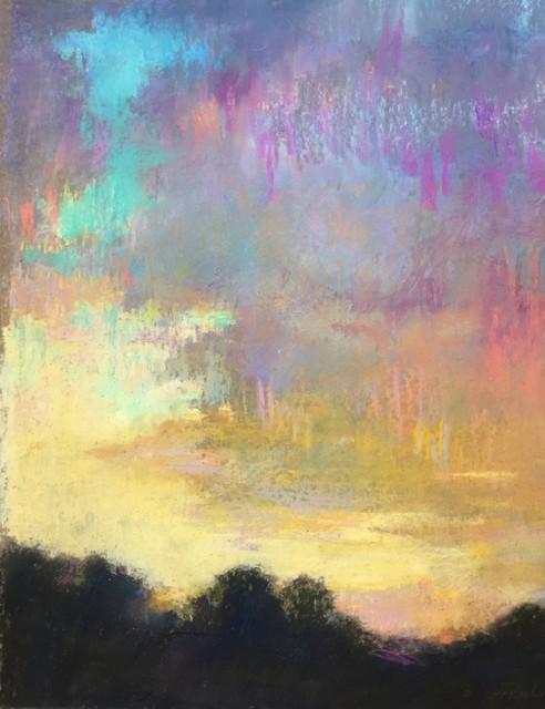 , 'Sky Sensation,' 2017, 530 Burns Gallery