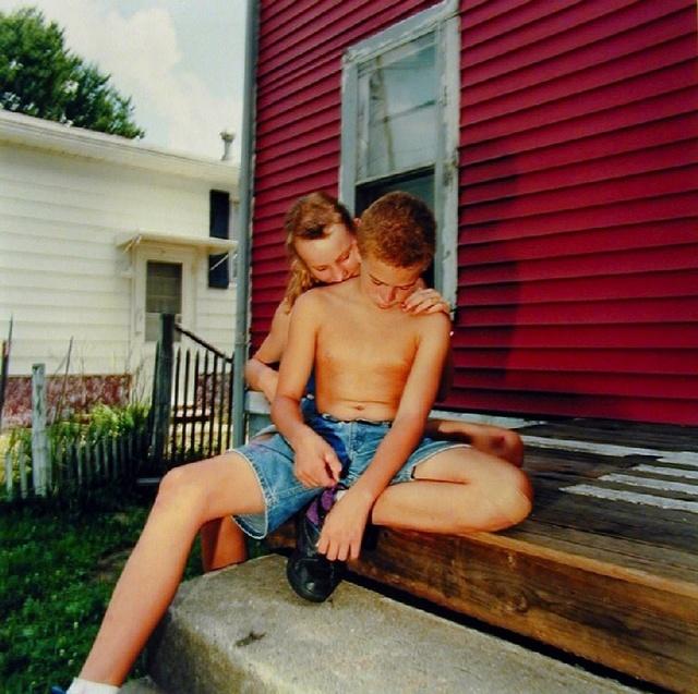 Chris Verene, 'Untitled - Galesburg (Josh and His Girlfriend)', 1992, PDNB Gallery