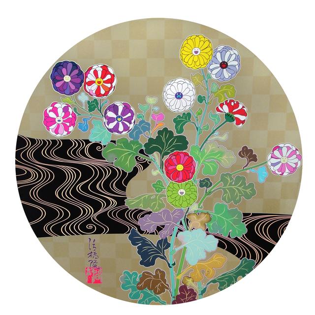 , 'Kansei Korin Gold,' 2010, Nohra Haime Gallery