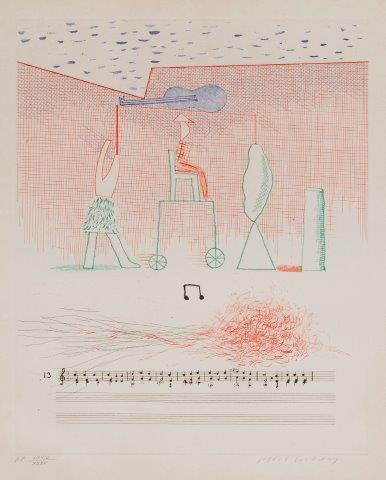 David Hockney, 'Parade [Tokyo 183]', Roseberys