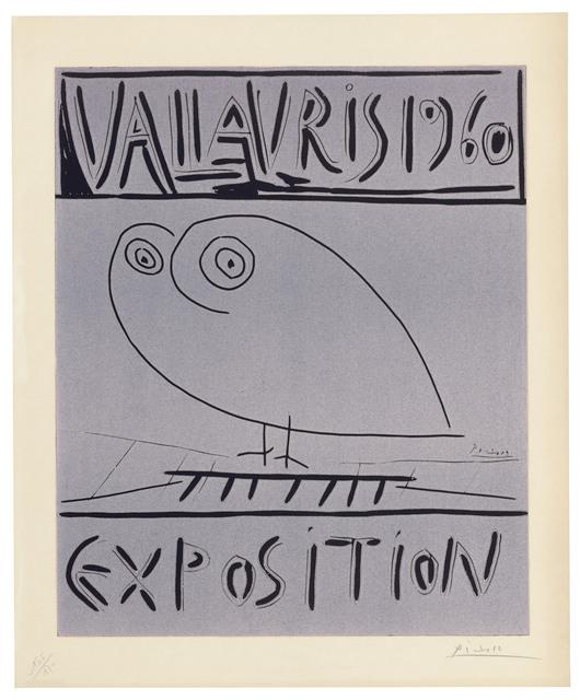Pablo Picasso, 'Vallauris 1960 Exposition', 1960, Christie's