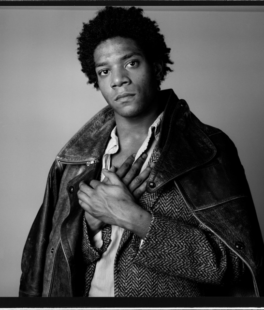 Richard Corman, 'Basquiat A Portrait III', 1984, Peter Fetterman Gallery