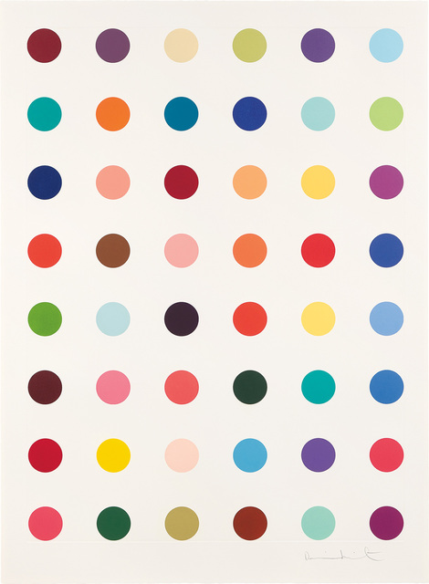 Damien Hirst, 'Oleoylsarcosine', 2008, Phillips