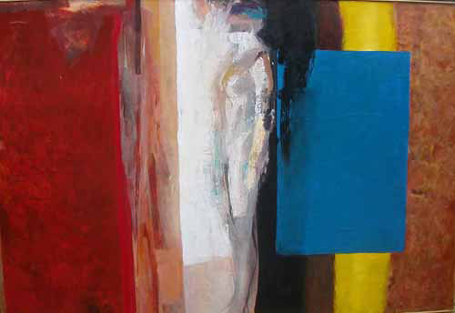 Waldemar Mitrowski, 'The Future', 2014, Painting, Oil on Canvas, Seager Gray Gallery