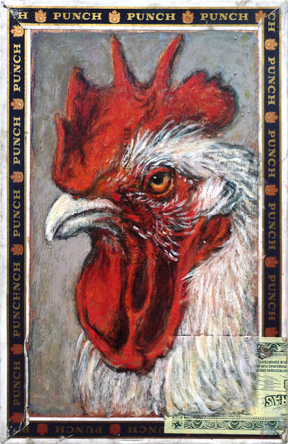 , 'Rooster / Punch,' , Gail Severn Gallery