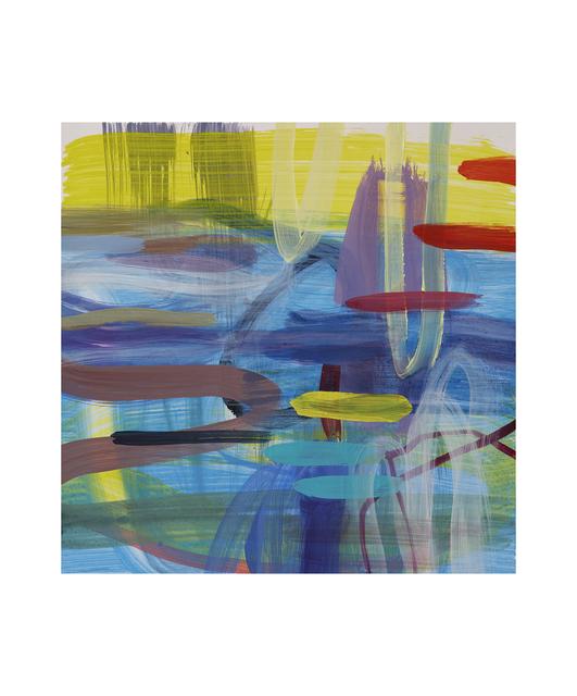 , 'Blues IV,' , Chicago Art Source