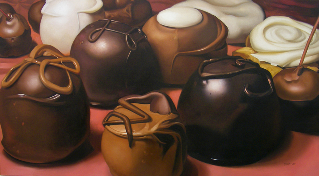 , 'Gourmet Chocolates,' 2007, Woodward Gallery