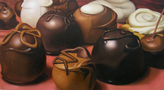 , 'Gourmet Chocolates,' 2007, Woodward Gallery